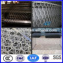 Hot sale anping hexagonal mesh gabion box