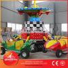 Theme Park simulator amusement rides exciting jumping cars kids fun rides