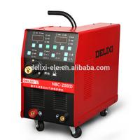 IGBT digital dc inverter mig/mag/nbc welding machine/welder mig-200/250/350/500
