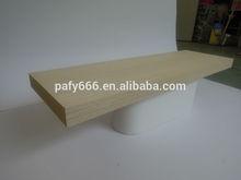 Wood Decorative Floating Wall Shelf Bracket