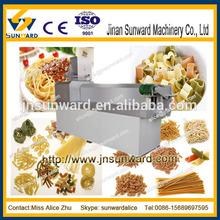 Automático macarrones de pasta italiana / de la máquina de pasta macarrones línea de producción