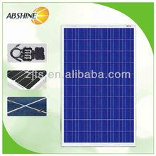 Stock poly solar panel, best price solar panels