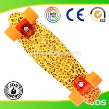 new wave truck skateboard penny skateboard pu casting skateboard bag