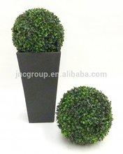 bosso erba artificiale palla arte topiaria