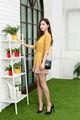 2014 novo estilo casual vestido de fabricação de roupas de mulher, moda senhora sapatasdevestido