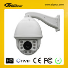 High speed dome waterproof 20X Optical zoom 1.3 megapixel poe onvif 720p hd cheap ip ir ptz camera