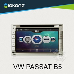 6.2 inch screen touch vw passat car dvd gps player with CANBUS/radio/rds