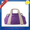 best price cloth/blue canvas hand Travel Bag