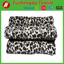 Modern High Quality pv plush blanket/star print fleece blanket