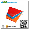 2014 new corrugated polypropylene 4mm 4x8 sheet plastic manufacturer