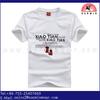 T shirt in men's t-shirts printing wholesale china, custom sublimation t shirt