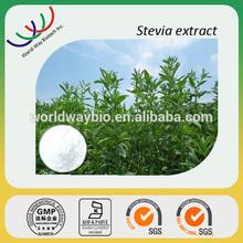 100% natural glucosyl stevioside RA bulk pure stevia extract