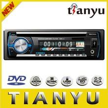 1 din car dvd with bluetooth/DVD/CD/MP4/WMA/FM/FM/TV/USB/SD one year warranty