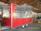 China mobile food trailer/China mobile ice cream food/China mobile food cart