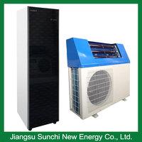 220V home use energy saving pressure split solar water heater system