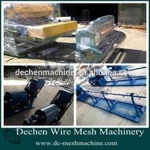 DECHEN MACHINERY animal cage and construction mesh panel welding machine