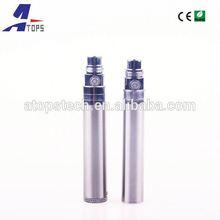 Newest TF-3 battery mini mechanical mod ecig vaporizer a week