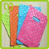 China Yiwu hot sale die cut fancy shopping bag