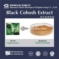 Triterpene Glycosides 2.5% Black Cohosh Extract Triterpene