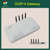Hot Sale! 4 Port VoIP GSM Gateway support IMEI Change