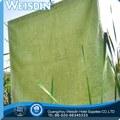 Planície tingida venda quente 100% letras de algodão para bordar em casa