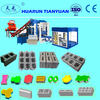QTY6-15A brick press making machine for sand ,cement ,fly ash from Shandong manufacturer