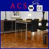 2014 hot selling black and white dance floor/Hot sale solid teak wood dance floor/stable portable floor