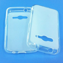 Matte Pudding Soft Gel Case TPU Cover for samsung Galaxy ACE NEXT ACE4 G313H