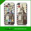 Hot selling OEM unbreakable fashionable vinyl phone cover skin sticker