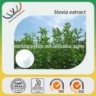 Sweetener stevioside extract RA95 Stevia
