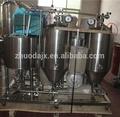 aço inoxidável do tanque de 50l destilador de álcool
