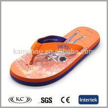 stylish australia high quality youth plain spa sandals