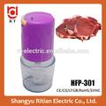 Commutatore di velocità doppia robot da cucina elettrico/mini elettrico tritacarne/un mixer carne utilizzata
