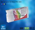Alta qualidade cartucho de tinta 4900 4910 compatível para Epson jato de tinta máquina de recarga de cartuchos