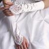 Hot sale custom fingerless lace gloves