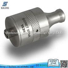 Wholesale factory price Newest design kayfun lite plus rba atomizer russian 91% rba
