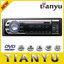 TV+BLUETOOTH+USB+USD+car mp3/Car Audio Equipment/Car DVD/VCD/CD/MP3/MP4 Player/1 din/lcd display