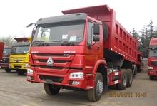 Sinotruk 6x4 Left Hand Driving Strong Cargo Box hydraulic10 Wheel HOWO Dump Trucks 10 wheel dump truck capacity 30 ton