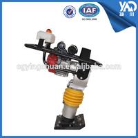 Convenient Transport Battering Rammer /Jumping Jack Compactor 280*350mm Shoe Size For Construction