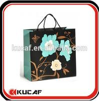 partone color printing paper bag korean style paper tote bag