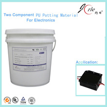 Electronic components PU pouring sealant for electronic spark control