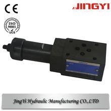 Throttle Valve Hydraulic Relief Pressure Relief Valve China Foot Brake Valve