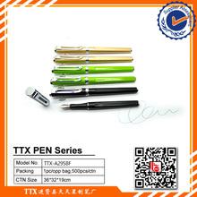 2014 promotional metal pen, custom promotional metal ballpoint