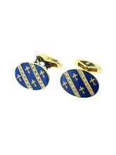 Promotion gifts make custom cufflinks for office mens shirts, top qutlity