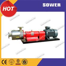 Pumps Emulsion Explosives