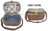 Good quality Willow picnic basket, picnic set, picnic wicker baskets