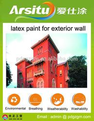 mildew proof acrylic paint waterproof house paint