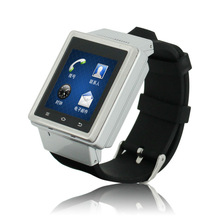 3G android men's business smart hand Watch Cell mobile Phone