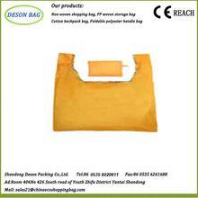 shopping china supplier eco monkey folding bag