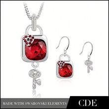 Guang zhou Bridal Set Jewelry